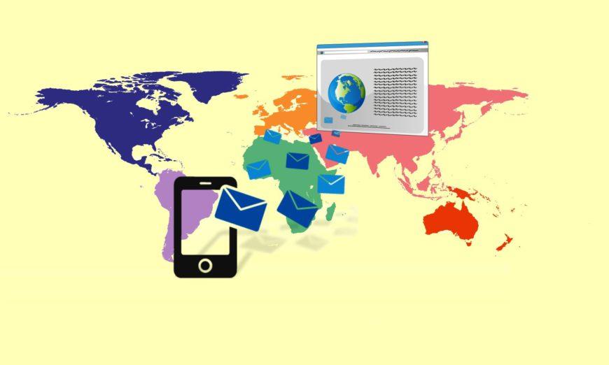 inviare sms con php